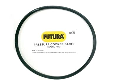 Hawkins F05-16 Gasket Sealing Ring for Futura by Hawkins Pressure Cookers, 2-Liter from Gandhi - Appliances