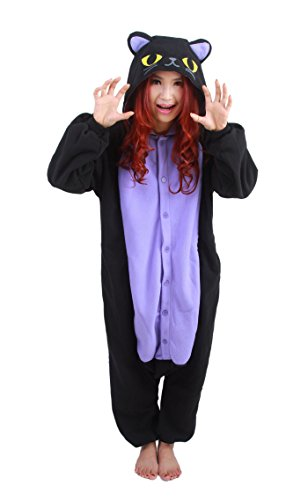 Spooky Cat Kigurumi Costume
