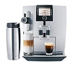Jura-Capresso Impressa J9 One Touch Automatic Coffee Center from Jura