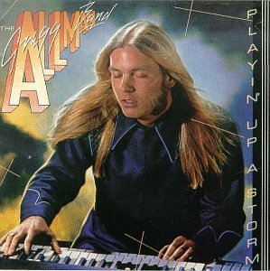 Playin' Up a Storm by Gregg Allman (1995-05-23)