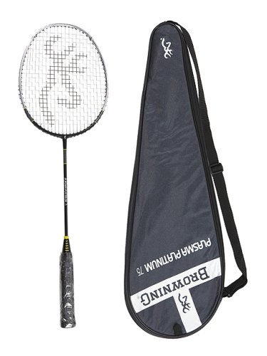 Browning Plasma Platinum 75 Badminton Racket