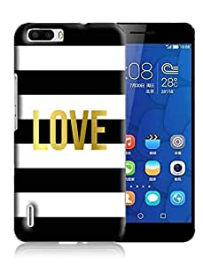 PrintFunny Designer Printed Case For HuaweiHonorHolly6+