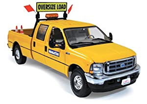 Amazon.com: Ford F-250 Crew Cab Pilot Truck 1/34 Komatsu