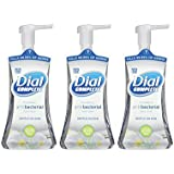 Dial Complete Foaming Antibacterial Hand Wash, Soothing White Tea, 7.5 Ounce (Pack Of 3)