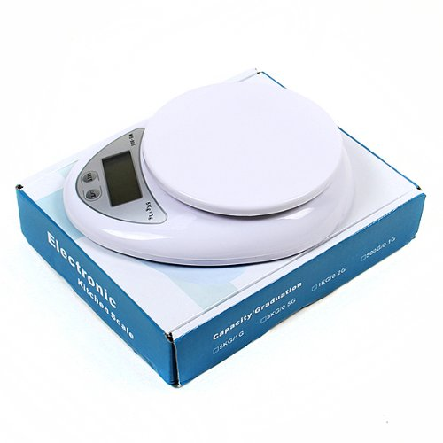 Mouse over image to zoom Have one to sell? Sell it yourself New 5Kg x 1g Digital Kitchen Scale Diet Food Compact LCD Kitchen Scale #8100