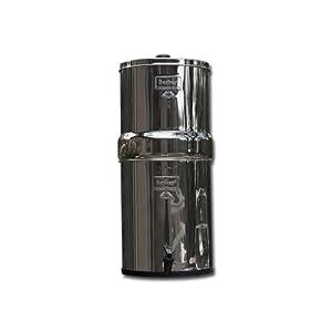 Berkey BK4X2-BB Big Berkey Filtration System with 2 Black Filters and 2 Fluoride Filters