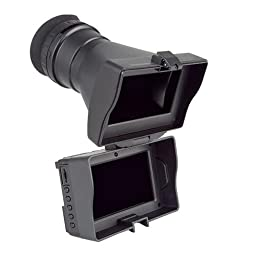 F & V SpectraHD 4 and Loupe Kit, Includes SpectraHD 4 Monitor, Loupe, Junior Joint