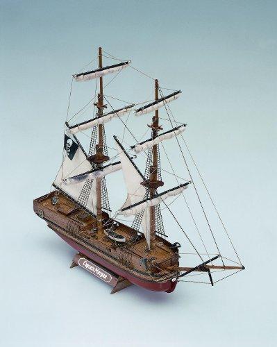 MM 5 - Modellbausatz im Maßstab 1 / 135 Captain Morgan