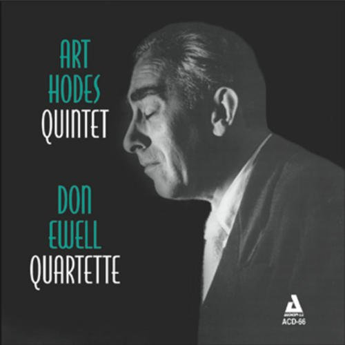 Art Hodes Quintet Don Ewell Quartette by Art Hodes Quintet and Don Ewell Quartette