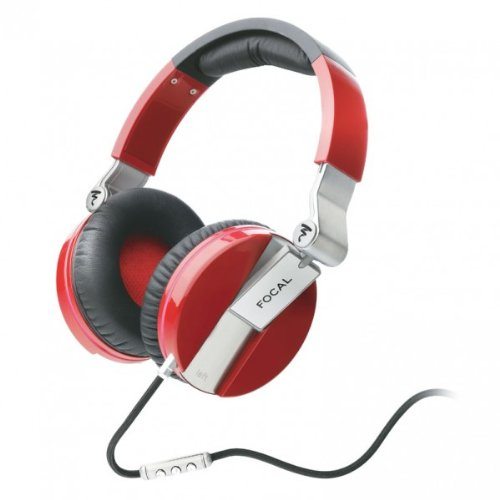 Focal Spirit One Headphones - Red