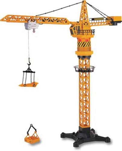 Hobby Engine 1:30 Scale Construction Tower Crane Infrared Control
