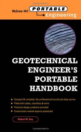 Geotechnical  Engineer's Portable Handbook
