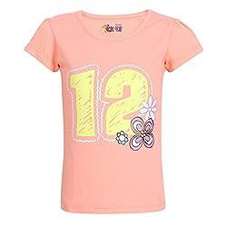 Tickles Girls Multicolor Top(TIGKN000028A-3-4Y_Multicolor-3-4Y)