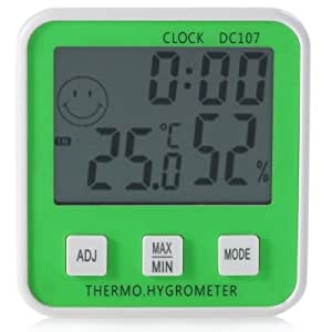 DC107 LCD Digital Thermometer