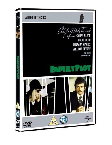 Family Plot [DVD]