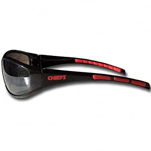 Kansas City Chiefs Sunglasses UV 400 Protection NFL Licensed Product by Siskiyou