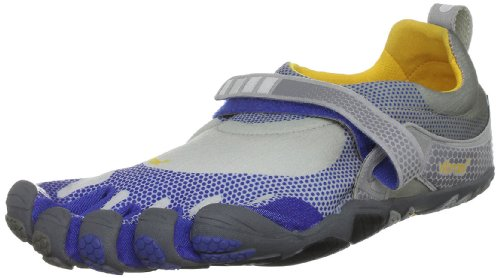 new arrival bc8a8 14e04 Vibram Fivefingers Bikila Sports Shoes Royal Blue Black Grey EU 41 US 10
