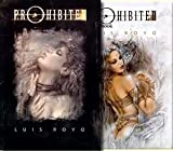 Prohibited Sketchbook & Slipcase Set (Heavy Metal) (1932414142) by Luis Royo