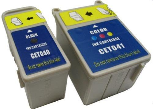 12x Druckerpatronen kompatibel zu EPSON Stylus C62 CX3200 Youprint