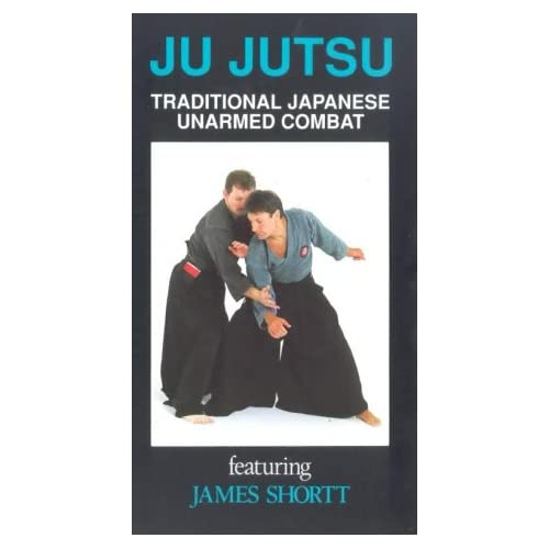 Ju Jitsu - Traditional Japanese Unarmed Combat - Techniques Of Ju Jitsu