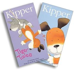 Amazon.com: Kipper - Pools, Parks and Picnics/Tiger Tales [VHS