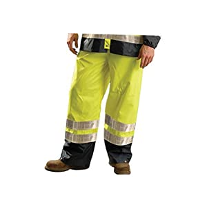 Occunomix Breathable/Waterproof Pants 5X Yellow