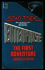 Star Trek Enterprise: The First Adventure by Vonda N. McIntyre