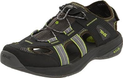 Teva Men's Churnium Water Shoe,Gunmetal,7 M US
