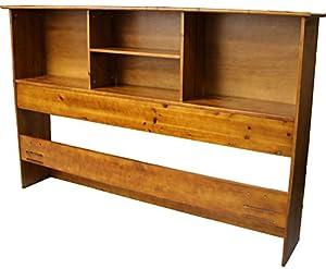 Amazon Com Epic Furnishings Stockholm Solid Wood Bookcase