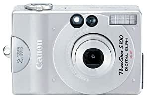 Canon PowerShot S100 2MP Digital ELPH Camera Kit with 2x Optical Zoom