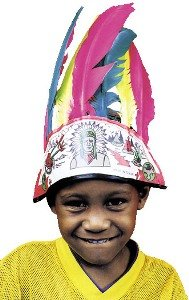 Indian Headdress Child Costume Accessory