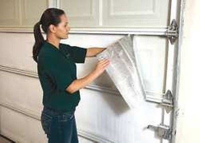 Tech Reflective White Foam Core Garage Door Insulation Kit 10L x 8H (Garage Door Insulation Kit 20 compare prices)