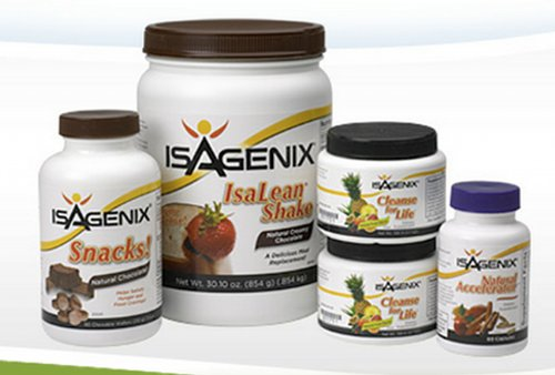Isagenix 9 Day Deep Cleansing System - Chocolate