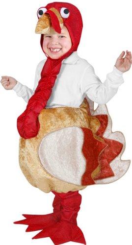 Infant Turkey Gobbler Halloween Costumes