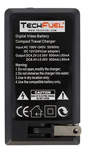 Panasonic Lumix DMC-FZ50 Compact Battery Charger - Premium Quality TechFuel Battery Charger