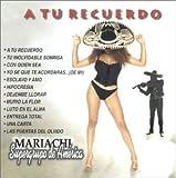 echange, troc Mariachi Supergrupo De America - Tu Recuerdo