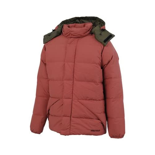 (マーモット)Marmot 40TH WARM DOWN JACKE MJD-F4029 SRED SRED L
