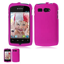 Kyocera Hydro C5170 Pink Snap On Case