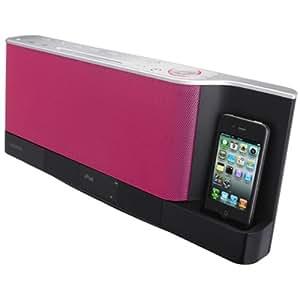 KENWOOD CLX-70-P iPhone/iPodパーソナルシステム ピンク