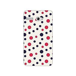 Garmor Designer Plastic Back Cover For Intex Aqua 3G Pro