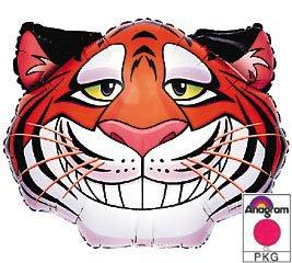 Circus Tiger Helium Shape - 1