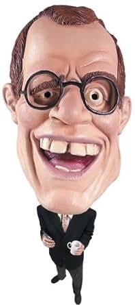 David Letterman Latex Mask