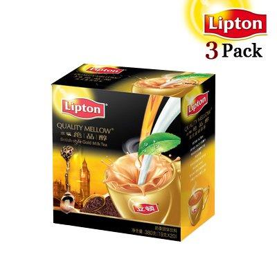 Milk Tea /Milk Tea With English Tea -Lipton English Milk Tea Bonus Pack (3 Packs)