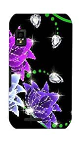 UPPER CASE™ Fashion Mobile Skin Decal For Motorola XT760 [Electronics]