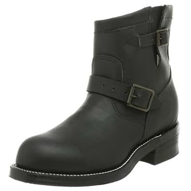 Chippewa Men's 27872 7'' STL Motorcycle Boot,Black,6 E US