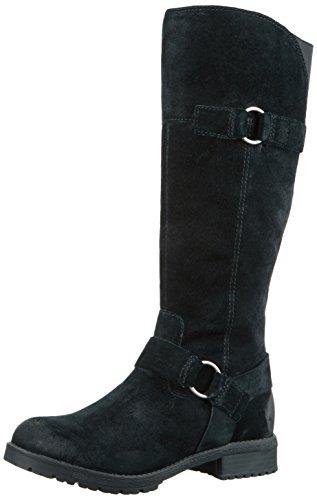 clarks-261215924-botas-altas-para-mujer-color-negro-black-suede-talla-42-eu