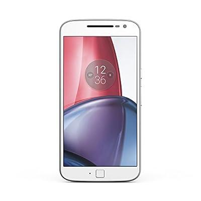Motorola Moto G4 Play 16 GB SIM-Free Smartphone - White - parent