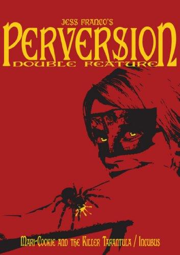 Jess Franco's Perversion: Double Feture Mari-Cookie and the Killer Tarantula and Incubus