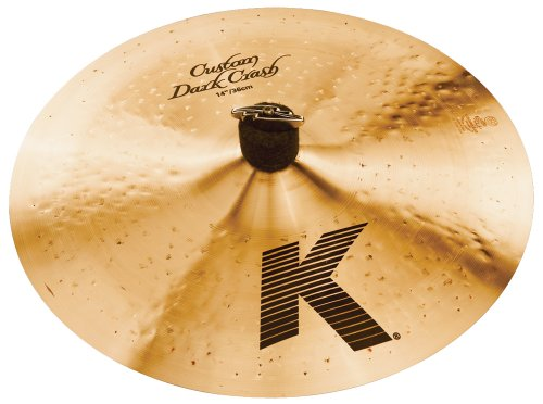 Zildjian - cymbale crash k' custom 14  dark crash - k0949