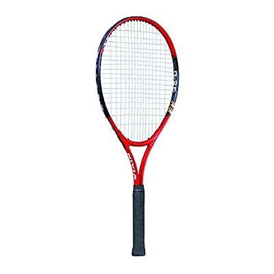NIVIA R-25 Tennis Racquet, 25-Inch (Red/Black)